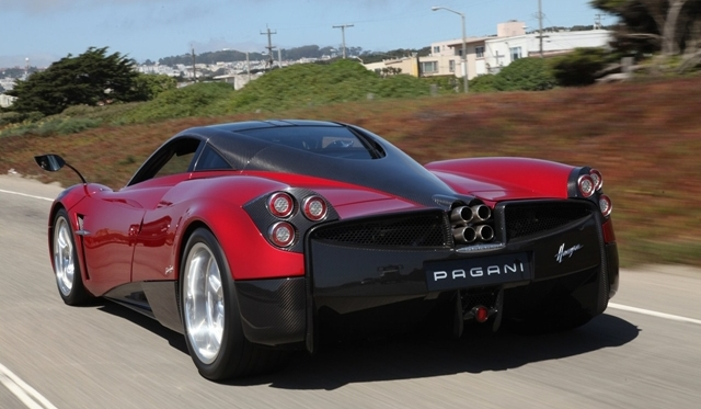 For Sale: First Pagani Huayra in Germany