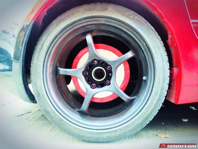 Bugatti Veyron Replica Wheel