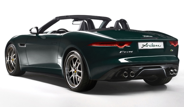 Jaguar F-Type by Arden