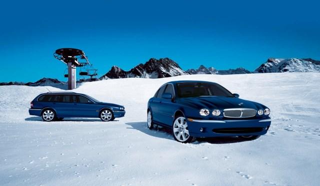 Jaguar X-Type Sedan and Estate