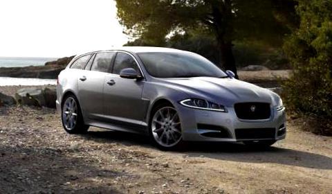Jaguar XFR Sportbrake Concept