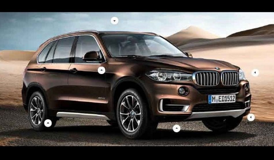 Leaked: This is the 2014 BMW F15 X5