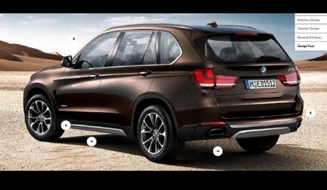 Leak BMW X5 F15 02