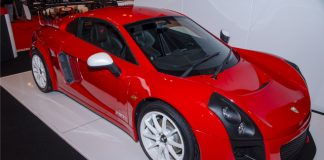 Mastretta MXT-R at Auto International 2013