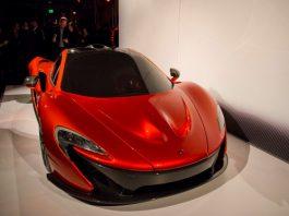 McLaren P1 Revealed in Beverly Hills