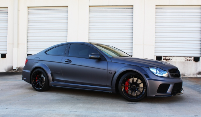 2013 Mercedes-Benz C63 AMG Black Series by Superior Automotive Design