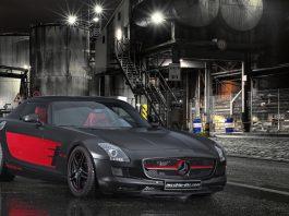 Mercedes-Benz SLS AMG MC700 by MCCHIP-DKR