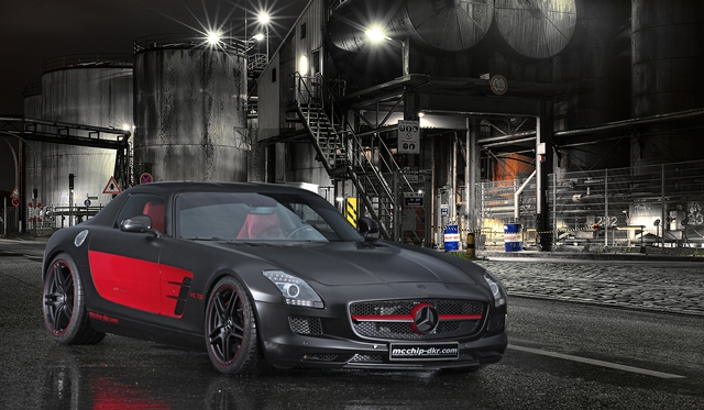 Mercedes-Benz SLS AMG MC700 by MCCHIP-DKR