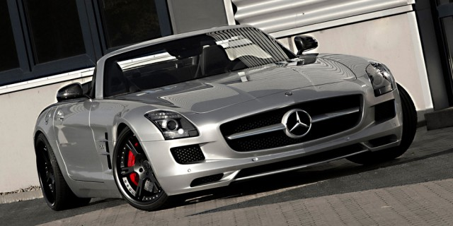 Mercedes-Benz SLS AMG Roadster by Wheelsandmore