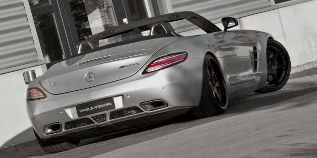 Mercedes-Benz SLS AMG Roadster by Wheelsandmore