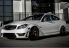 Mode Carbon Matte White Mercedes C63 AMG Coupe