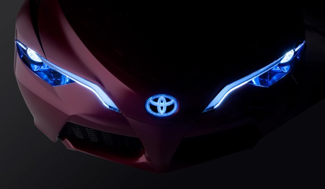 NAIAS Toyota NS4 Concept
