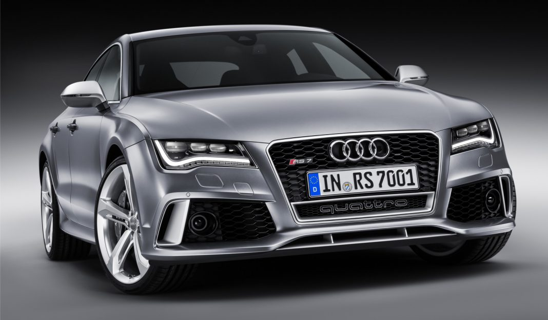 Official 2014 Audi RS7 Sportback