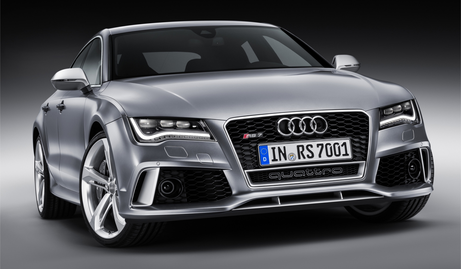 Audi Has Finally Revealed The Audi Rs7 Which Has Been In The Rumormill .