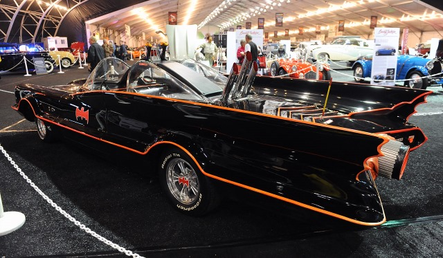 Barrett-Jackson 2013 Original 1966 Batmobile Auctioned for $4,620,000