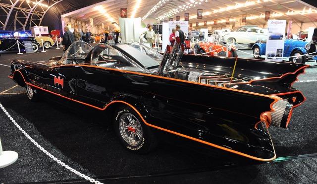 Barrett-Jackson 2013 Original 1966 Batmobile Auctioned for $4,620,000