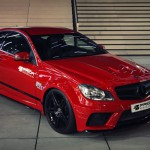 Mercedes C-Class Coupe Black Edition Widebody by Prior Design
