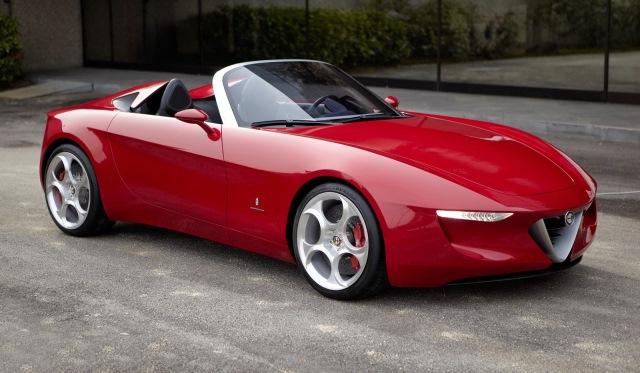 Pininfarina Alfa Romeo Spider