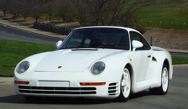 Porsche 959 For Sale >> For Sale Original Porsche 959 Prototype At Barrett Jackson