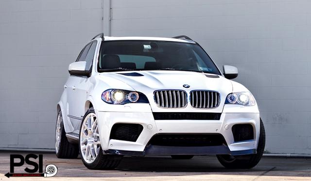 Project X BMW X5 xDrive50i by Precision Sport Industries