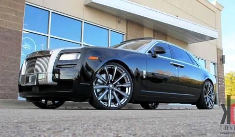 KC Chiefs Dwayne Bowe 2013 Rolls Royce Ghost