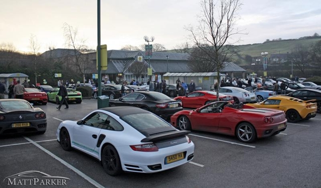 Gallery: Supercar Driver Winter Meet