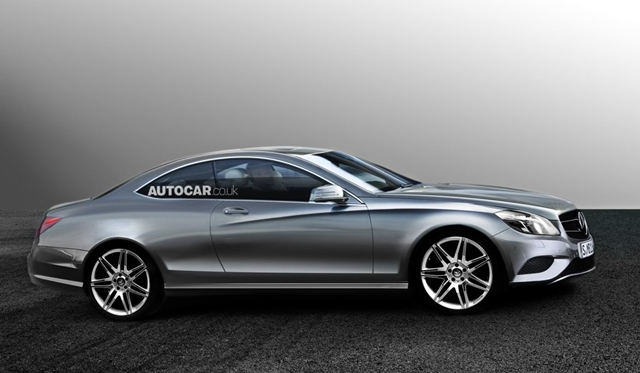 Новое купе S-Класса C222 | Новости Mercedes-Benz