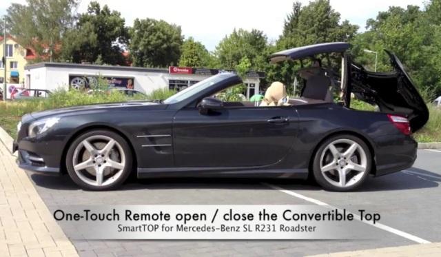 SmartTop Convertible Controller for Mercedes-Benz SL R231