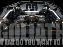 Switzer Teases 1,500hp Goliath Nissan GT-R