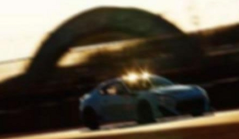 Teaser Toyota GT86 Griffon Concept Ahead of Tokyo Auto Salon 2013
