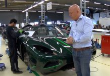 Video: Third Episode of Inside Koenigegg Looks at Agera's Paint