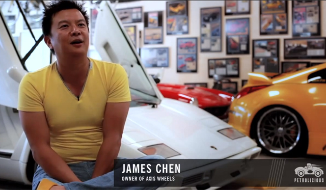 Video: Petrolicious Looks at What Makes the Countach Great