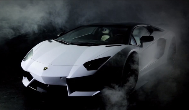 Video: Oakley Design Teases Refined Marque Lamborghini Aventador Dragon Edition