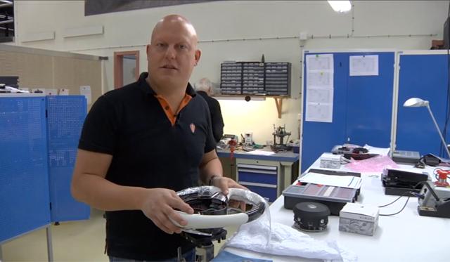Video: Inside Koenigsegg Looks Into the Interior of the Agera R