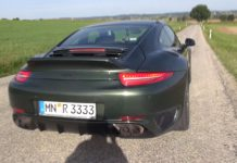 Video: Ruf Rt35 Hitting 192mph on German Autobahn