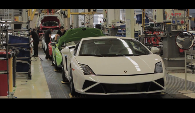 Video: AutoEmotionenTV Goes Inside Lamborghini