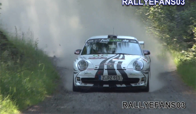 Video: 30 Intoxicating Minutes of a Porsche 911 Rallying