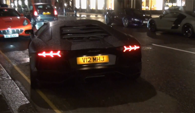 Video: Lamborghini Aventador with iPE Exhaust vs Quicksilver Aston Martin DBS