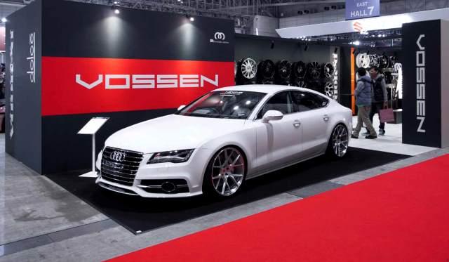 Vossen World Tour Tokyo Auto Salon
