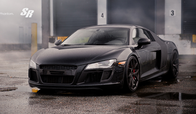 2013 Audi R8 Project Phantom by SR Auto Group