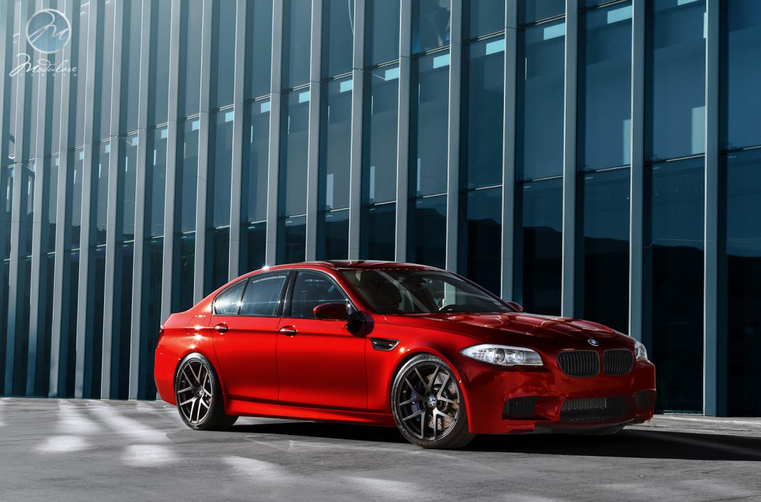 2013 BMW F10 M5 on Modulare 20