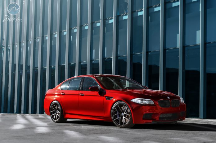 2013 BMW F10 M5 on Modulare 20