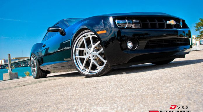Chevrolet Camaro Rolling on Deviant DV5.2 Wheels