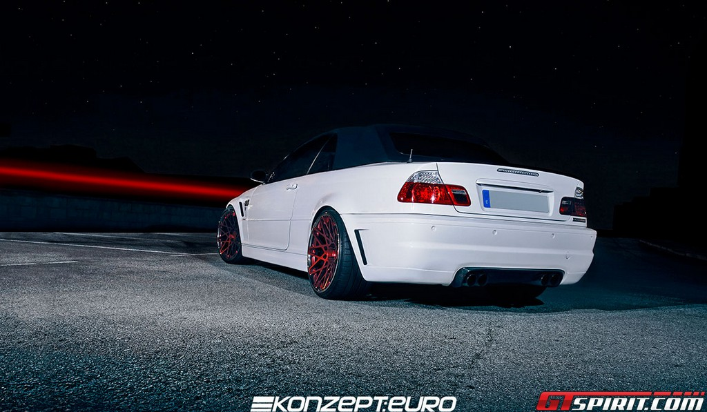 Official Bmw E46 M3 By Dub Style Luxury Cars Performance Gtspirit