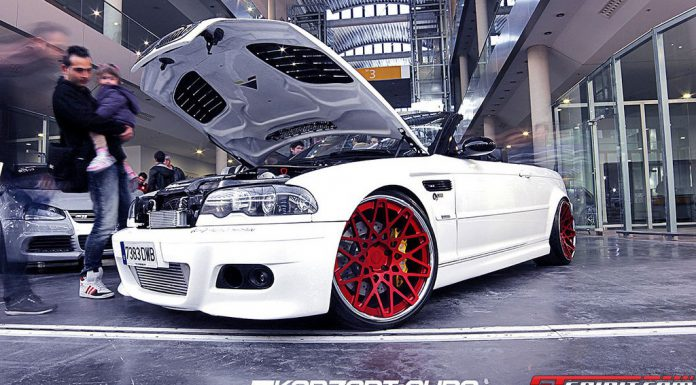 Official: BMW E46 M3 by Dub Style Luxury Cars Performance