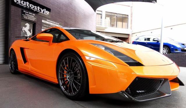 For Sale 2004 Lamborghini Gallardo With Complete LP560,4