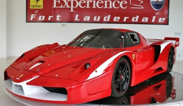 For Sale: $2.6M 2004 Ferrari FXX in Fort Lauderdale, Florida