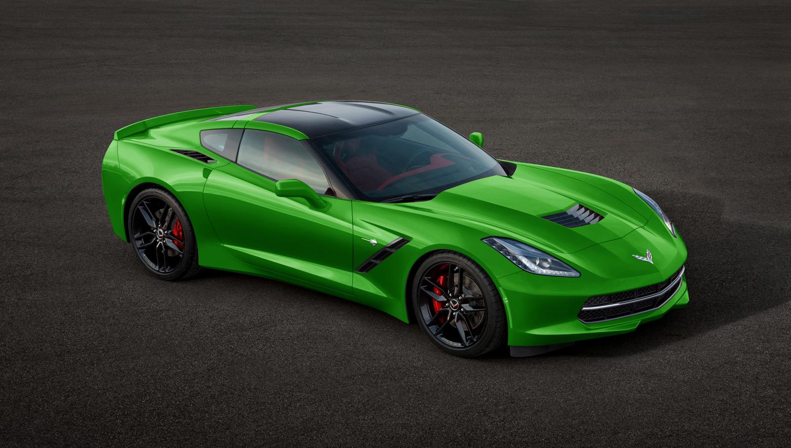 2014 Corvette Stingray Colors