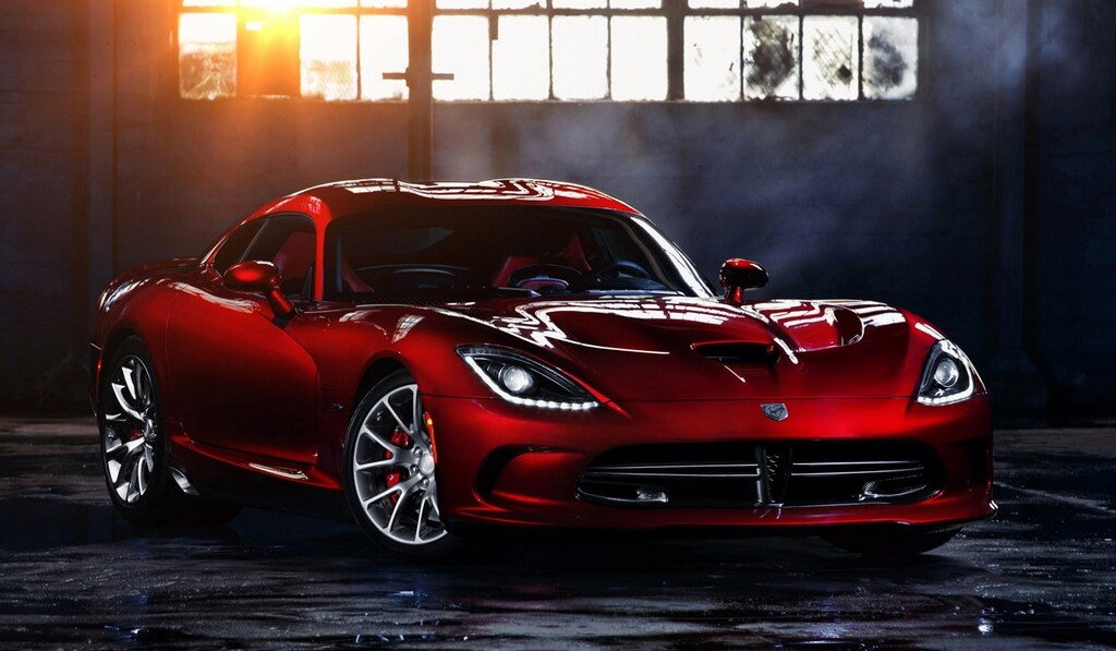 2013 SRT Viper GTS Will not be Available in Europe
