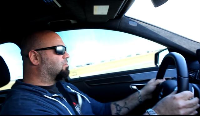 Video: Hennessey Mercedes E63 AMG 0-170mph run